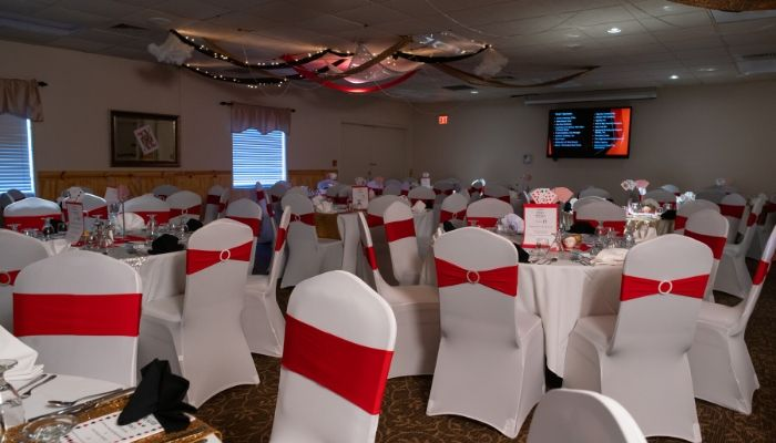 White and Red Event